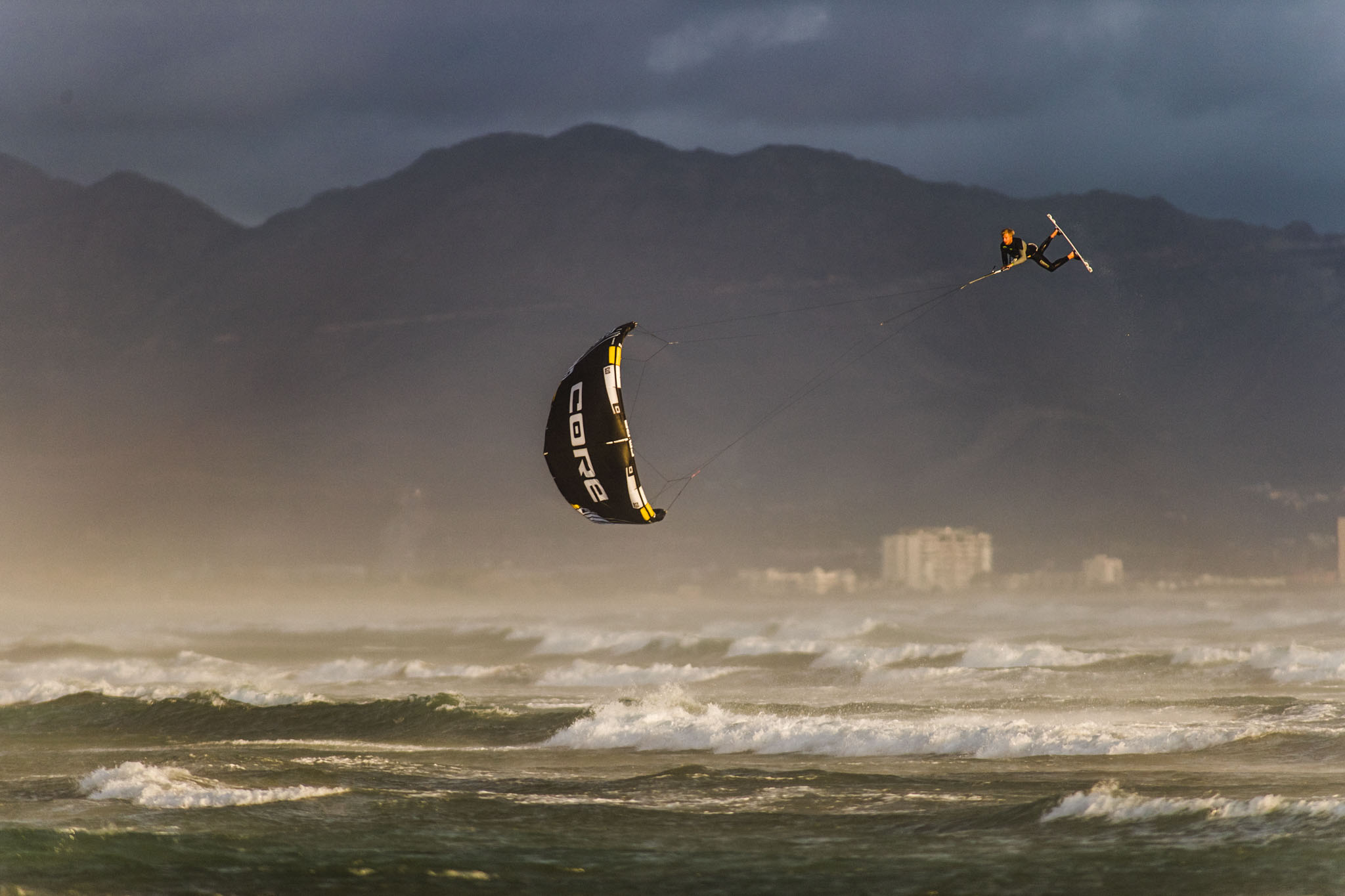 Megaloop in South Africa - Thomas Brublies